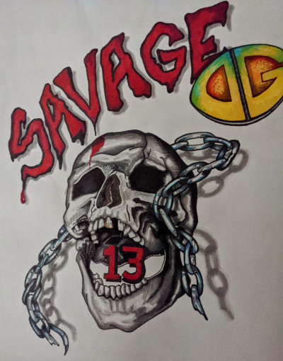 USDGC DOUBLES QUALIFIER Driven by Innova powered by Savage Disc Golf logo
