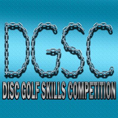 Disc Golf Skills Competition logo