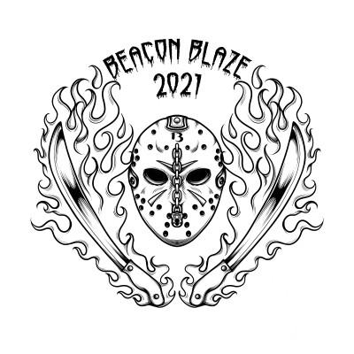 Beacon Blaze 2021 logo