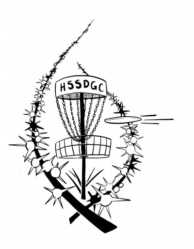 High Springs Pioneer Days Disc Golf Tournament 2021 logo