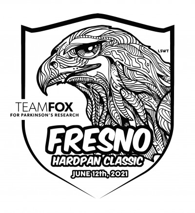 Hard Pan Classic presented by Legacy Discs a part of the Cen Cal Series logo