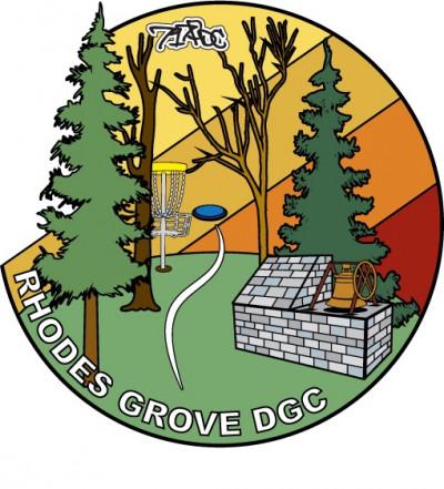 Rhodes Grove Rambler logo
