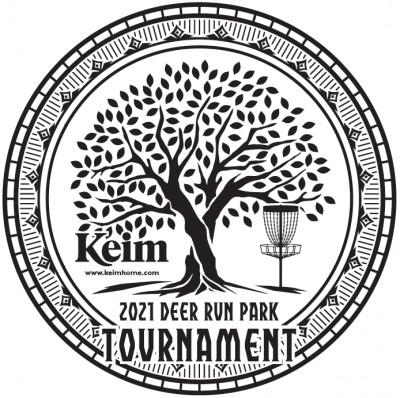 Deer Run Fall Tournament logo