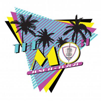 Discalibur DGC presents The MO'31 logo
