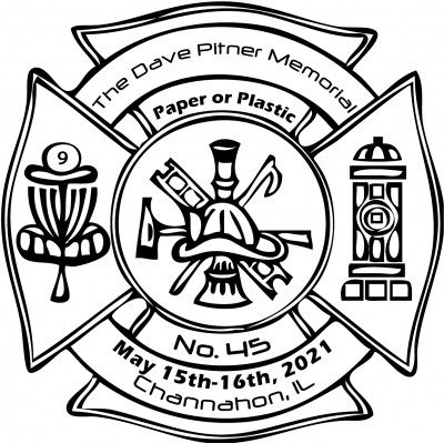 Paper or Plastic Presents the Dave Pitner Memorial (Upper Divisions) logo