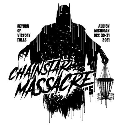 Chainstar Massacre 5 @ Victory Park (MP40,MP55,MA1,MA3,MA50,FA1,FA3) logo