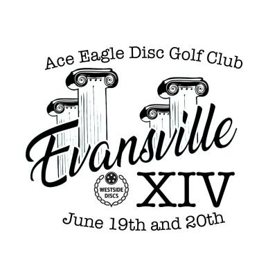 Evansville Open XIV sponsored by Westside Discs logo