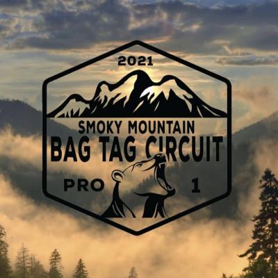 Smoky Mountain Bag Tag Circuit E2 logo
