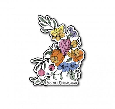 Feather Frenzy 2021 logo