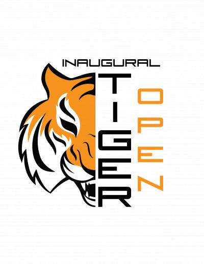 The Inaugural Tiger Open logo