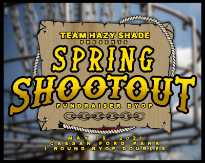 Team Hazy Shade Present the Spring Shootout at CFP logo