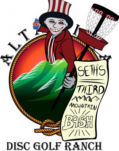 Seth's Third Mountain Bash logo