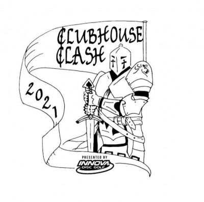 Clubhouse Clash 2021 presented by Innova logo