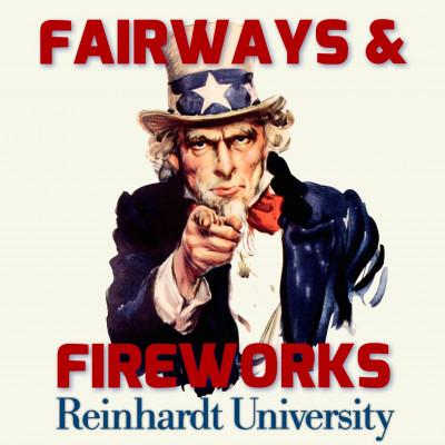 Fairways & Fireworks logo