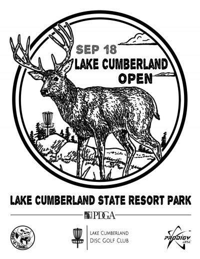 Lake Cumberland Open: Powered by Prodigy logo