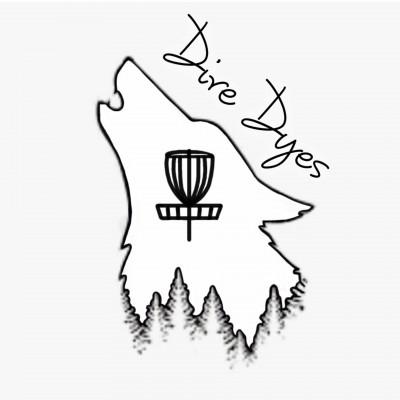 Dire Dyes Open logo