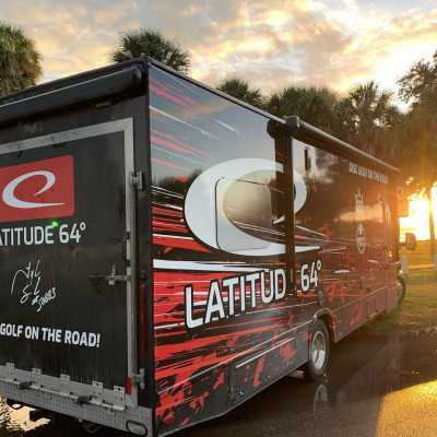 Good Times at Gardendale presented by Latitude 64 logo