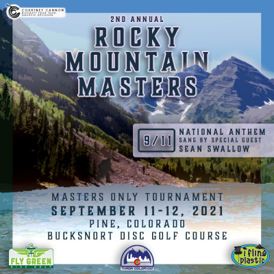 2nd Annual Rocky Mountain Masters logo