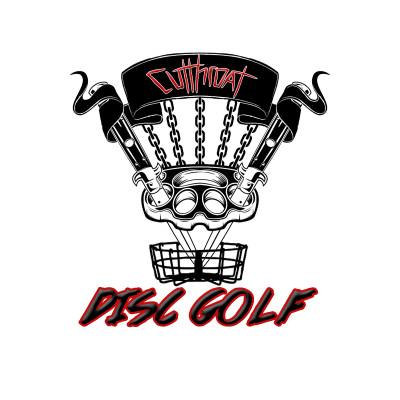 Cutthroat Disc Golf Presents: Double Trouble -- a Junior Worlds Fundraiser logo