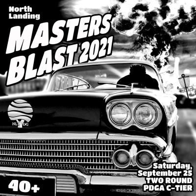 Masters Blast at North Landing logo