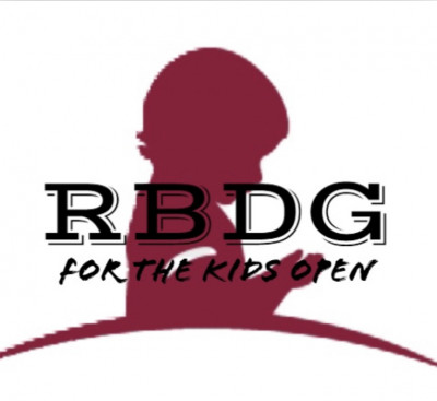 For The Kids Open - A Benefit for St Jude Children's Hospital. logo