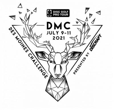 DGPT - Des Moines Challenge Presented by Discraft logo