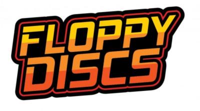 Floppy Discs Summer Singles - Powered by Dynamic Discs logo