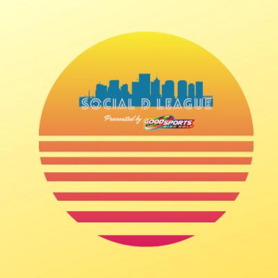Social D Summer League Registration logo