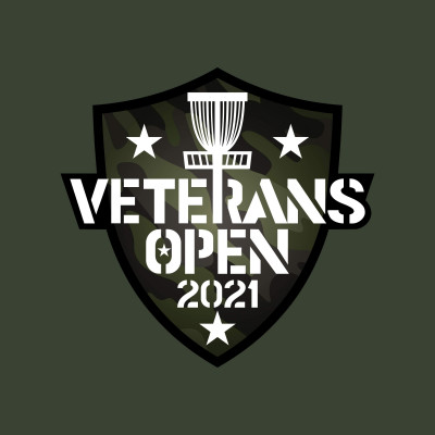 2021 Veteran's Open logo