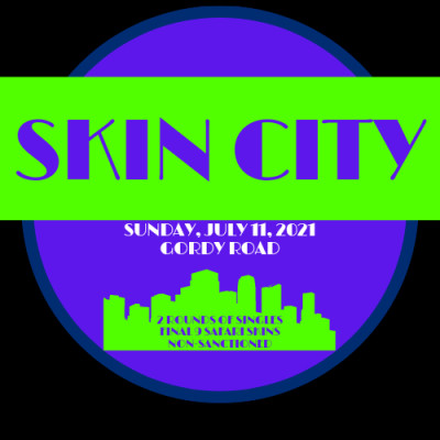 Skin City logo