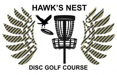 Hawk's Nest DGC Opening Tournament logo