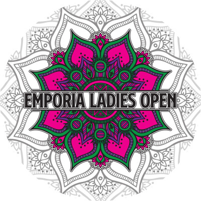 3rd Annual Emporia Ladies Open presented by Dynamic Discs logo