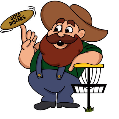 Gold Discers logo