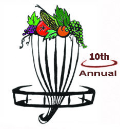 10th Discgiving Charity Event logo