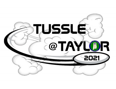 2021 Tussle at Taylor Sponsored by Express Oil Change & Tire Engineers logo