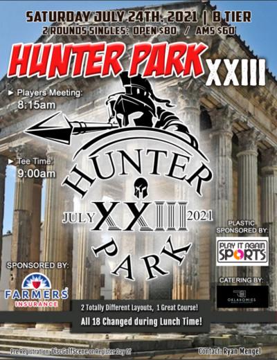 Hunter XXIII logo