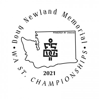 Doug Newland Memorial - Washington state championships - Powered by Innova logo