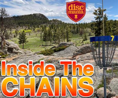 Inside The Chains Saturday Flex Sponsored by Discmania logo
