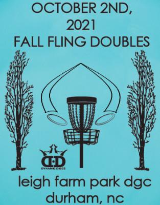 Fall Fling Doubles logo