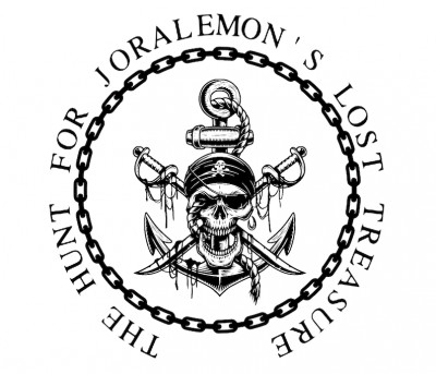 The Hunt for Joralemon's Lost Treasure logo