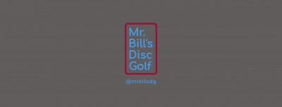 Mr. Bill's Disc Golf Presents The Clash at Crystal Lakes logo