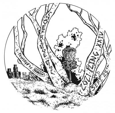 The Fling XXIV (Presented by Innova) logo