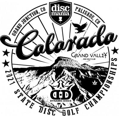 Colorado State Championships 2021 logo