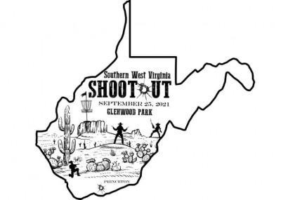 2021 Southern WV Shootout logo