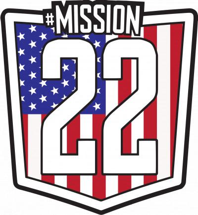 Got Your 6 Doubles Tournament (Benefit for Mission 22) logo