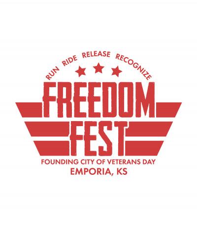 2021 Freedom Fest Open presented by Dynamic Discs - 9AM Round logo