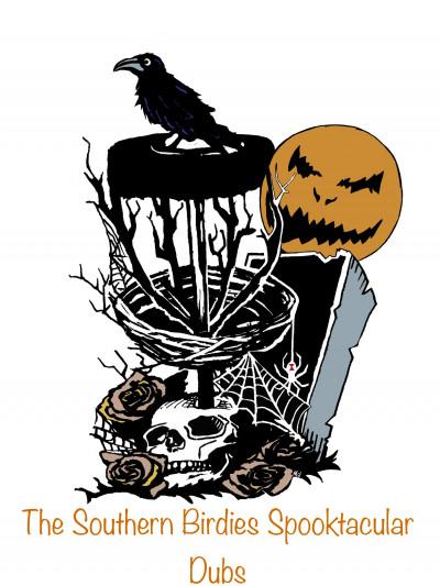 The Southern Birdies Spooktacular Dubs logo