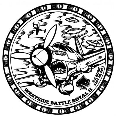 Westside Royal Battle II @ Z Boaz supported by INNOVA logo
