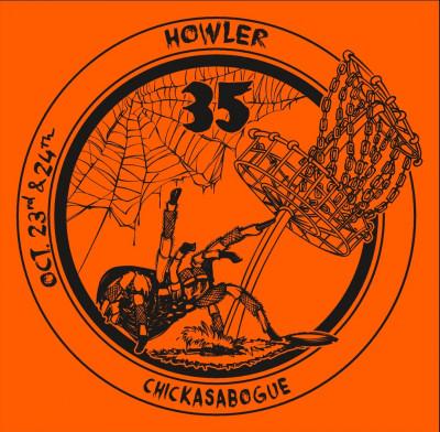 35th Annual Halloween Howler logo