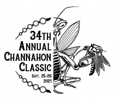 34th Channahon Classic present by Dellwood Disc Golf logo